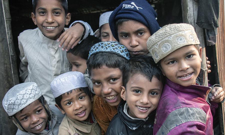 Отношение Пророка Мухаммада к детям