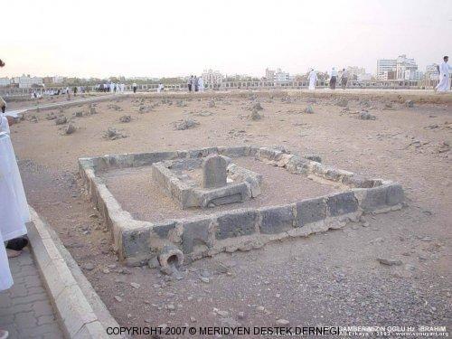 Могила Ибрахима, сына Пророка