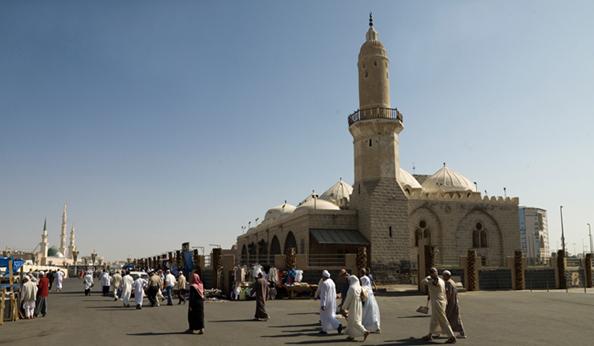 Мечеть аль-Гамама