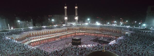 Рамадан на Священной земле глазами фотографа